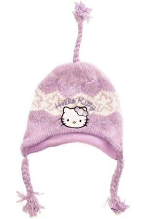 Hello Kitty H12F4044 Girl's Hat Lilac 48 cm