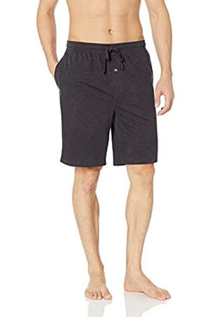 Amazon Knit Pajama Short Charcoal