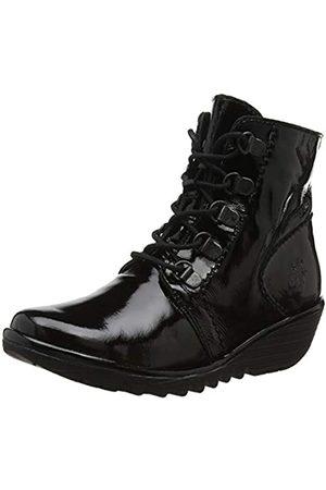 Fly London Girls' Yarn K Ankle Boots, ( 001)