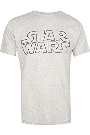 Star Wars Men's Basic Logo T-Shirt