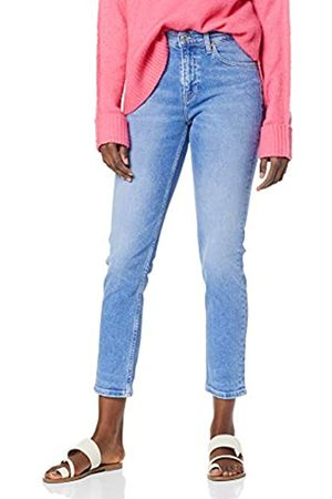 Tommy Hilfiger Women's HIGH Rise Slim IZZY Crop AZRLT Jeans