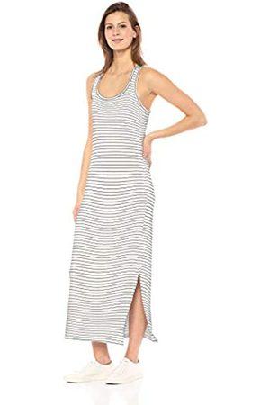 Daily Ritual Women's Supersoft Terry Racerback Maxi Dress