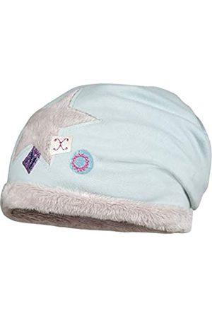 maximo Girl's Beanie Aus Jersey Mit Plüschstern Hat