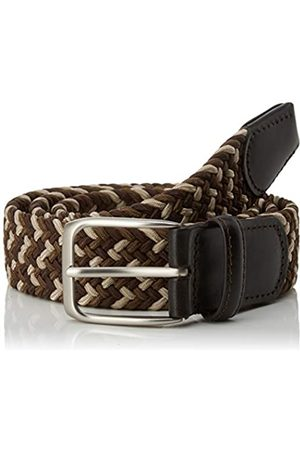 CORTEFIEL Men's Cinturon Trenza Tex Multi Belt