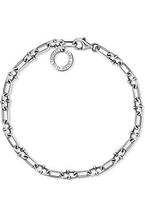 Thomas Sabo Women Men-Charm-Bracelet Charm Club 925 Sterling X0255-637-21-L15