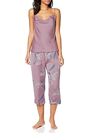 Women's Secret Trendy Floral Tf Lilium Long Pj Pyjama Sets