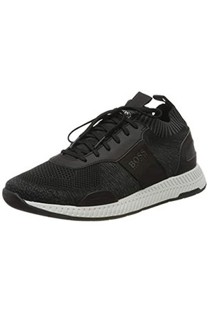HUGO BOSS Men's Titanium_Runn_ks20 Low-Top Sneakers, ( 001)