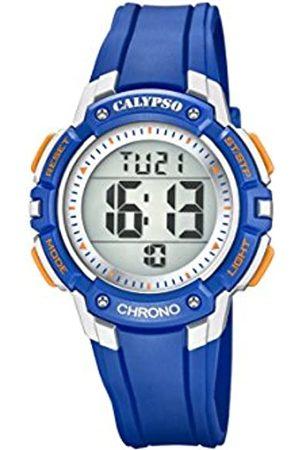 Calypso Boys Digital Quartz Watch with Plastic Strap K5739/2