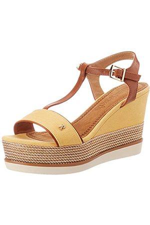 Refresh Women's 69580 Platform Sandals, (Amarillo Amarillo)