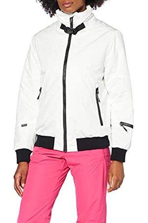 CHIEMSEE Women's Ski Blouson, einfarbig mit Strickbund Jacket