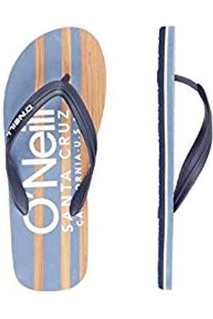 O'Neill Men's Fm Profile cali Wood Sandalen Flip Flops, (Walton 5209)