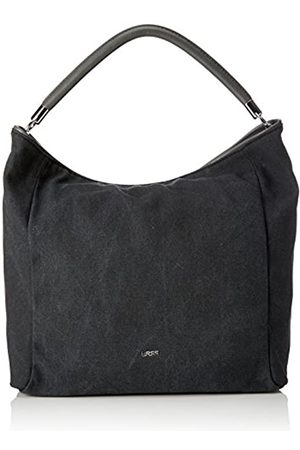 Bree Fantastic 10, Anthra, Hobo W17, Women's Shoulder Bag, Grau (Anthra)