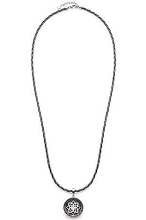 016082 Leonardo Women pendant Darlins Piazza stainless steel glass transparent