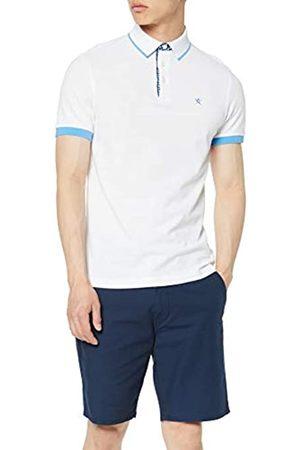 Hackett Men's Geo Swim Trim Polo Shirt