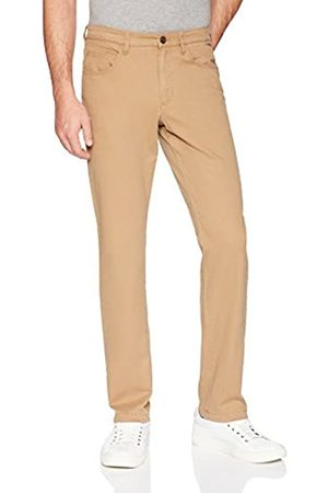 Goodthreads Amazon Brand - mens Slim-fit 5-pocket Chino trouser Casual trousers - beige
