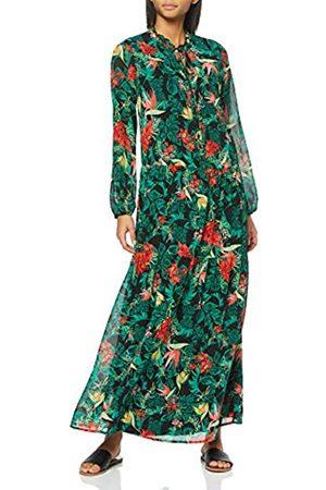 VILA CLOTHES Women's Vinema Maxi Dress/rp