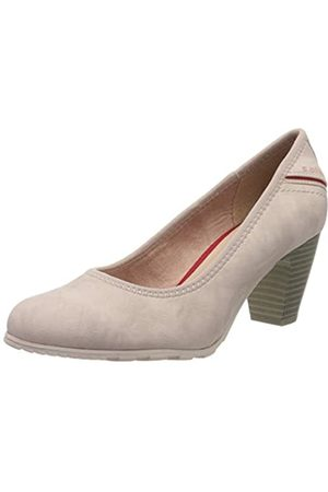 s.Oliver Women's 5-5-22404-24 Closed-Toe Pumps, (Lt Rose 546)