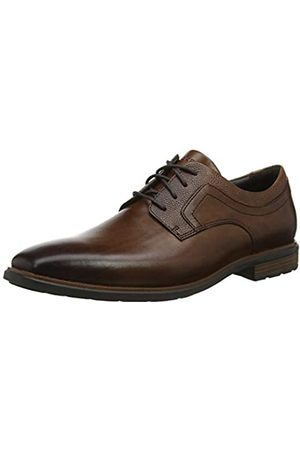 Rockport Men's Dressports Business 2 Plain Toe Oxfords, (Tan Scotch 002)