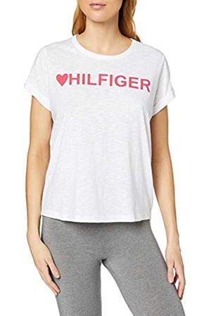 Tommy Hilfiger Women's Sn Tee Ss Slogan Pyjama Top