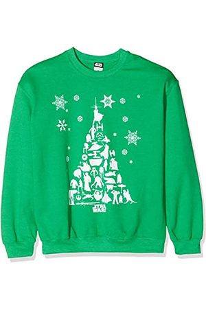 STAR WARS Men's Christmas Tree Sweatshirt
