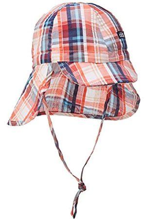 Döll Boy's Bindemütze mit Schirm und Nackenschutz 1816166765 Hat