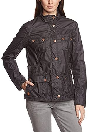 Camel Active Women's 3207501926 Jacket, -Grau (Anthra 8)