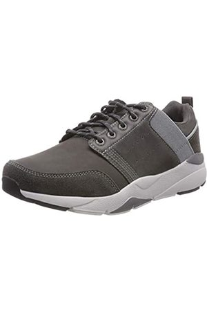 Skechers Men's Recent-MEROSO Trainers, (Charcoal Charcoal)