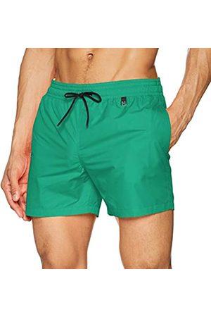 Hom Men's Beach Boxer Swim Shorts