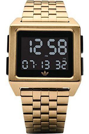 adidas Women's Digital Watch with Stainless Steel Strap Z01-513-00
