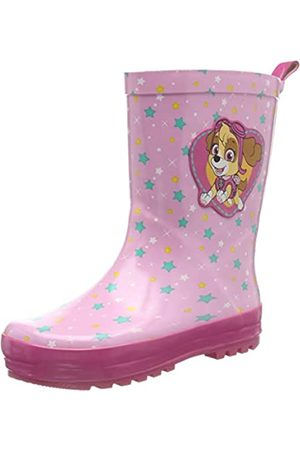 Nickelodeon Girls' Paw Patrol Wellington Boots