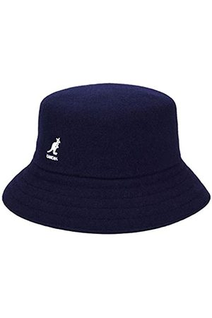 Kangol Wool LAHINCH Bucket Hat, Navy