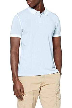 Wrangler Men's Ss Overdye Polo Shirt