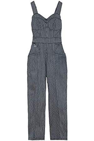 Queen Kerosin Women's Vintage Jeans