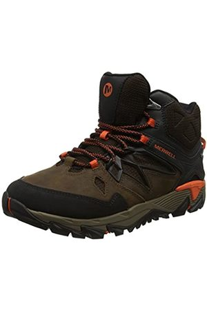 Merrell Men's All Out Blaze 2 Mid Gtx High Rise Hiking Boots, (Clay)