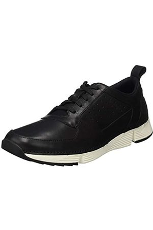 Clarks Men's Tri Sprint Low-Top Sneakers, ( Leather Leather)