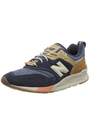 New Balance Men's 997H Trainers, (Navy Hak)
