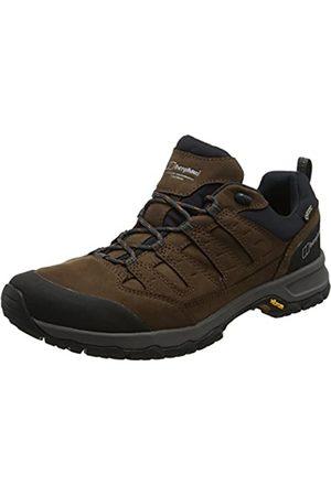 Berghaus Men's Fellmaster Active Gore-Tex Waterproof Walking Shoes, /Burnt