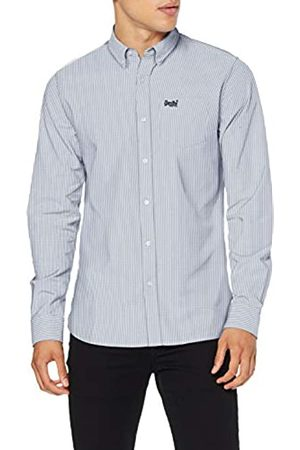 Superdry Men's Classic University L/s Shirt Casual