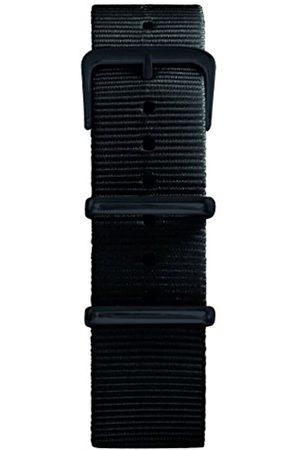 Oxygen Unisex Nylon Buckle Pin of 20cm EX-NN-STRB-20-BL