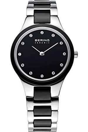Bering Womens Analogue Quartz Watch with Stainless Steel Strap 32327-742