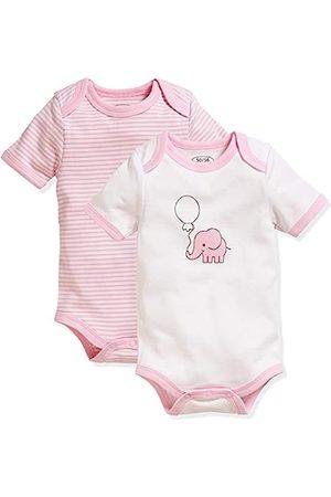 2er Pack Wal Schnizler Unisex Baby Body Kurzarm