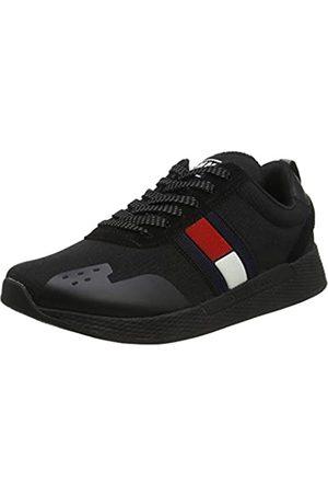 Tommy Hilfiger Technical Pin Logo Sneaker, Women's Low-Top Sneakers, ( 990)