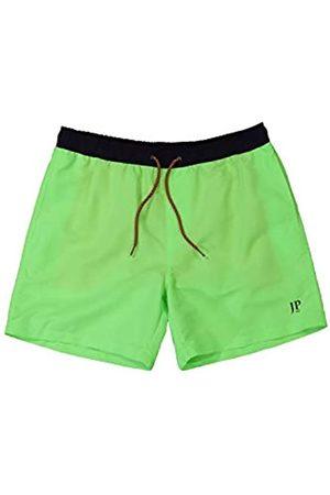 JP 1880 Men's Big & Tall Swim Shorts Neon XXXXXX-Large 726924 42-6XL