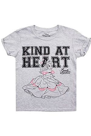 Disney Girl's Beauty and The Beast Kind at Heart T-Shirt