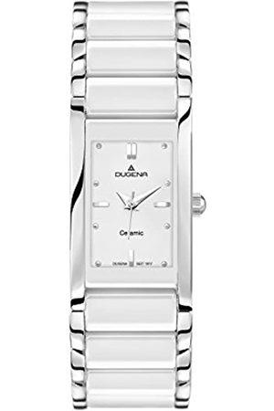 DUGENA Women's Quartz Watch 4460506 4460506 with Metal Strap