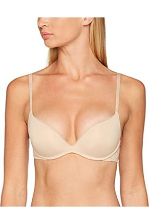 Calvin Klein Women's Plunge Push Up (pp) Bra
