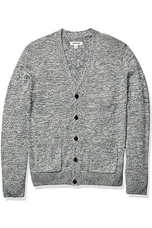 Goodthreads Supersoft Marled Cardigan Sweater Pine