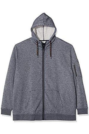 TOM TAILOR Men+ Mens 1016728 Hooded Long Sleeve Track Jacket - - XXXXX-Large