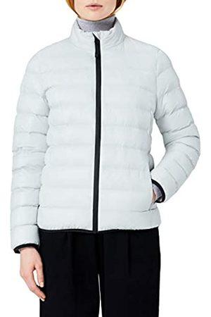 MERAKI Women's High Neck Puffer Jacket