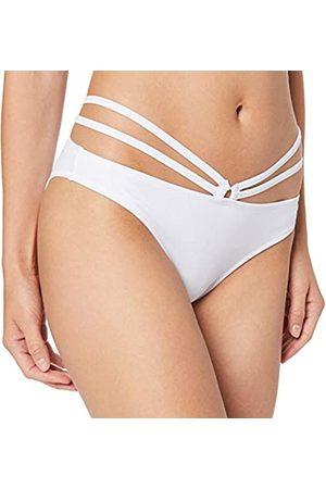 Pour Moi Women's Beach Bound Strapped Brief Bikini Bottoms